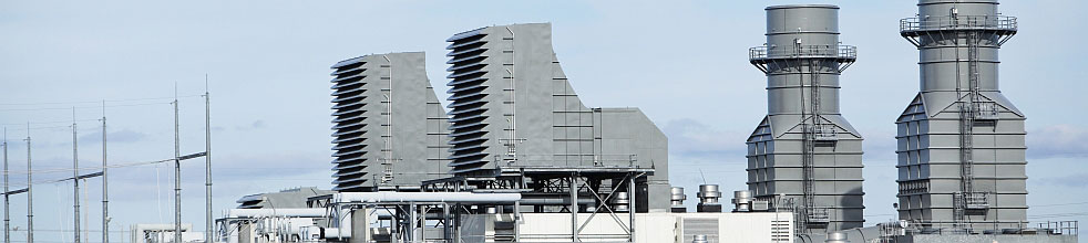 Gas Turbine Silencers, Turbine Intake Silencers, Turbine Filtration - dB Noise Reduction