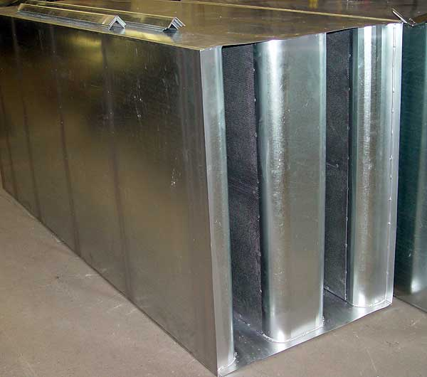Duct Silencers | dB Noise Reduction