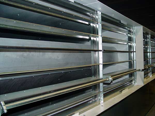 Ventilation Silencers Db Noise Reduction